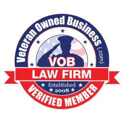 Veteran Owned Business Law Firm Verified Member