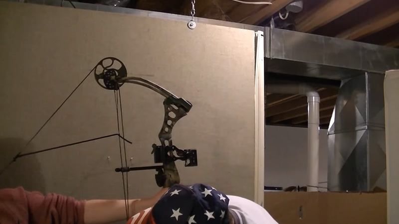 Restring A Compound Bow Without A Bow Press