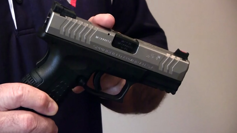 Decocking The Special Striker-Fired Pistols