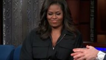 Michelle Obama just revealed her intentions for 2020 with this anti