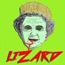 Lizzard queen