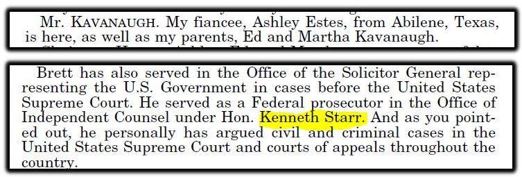 Kavanaugh confirmation hearing 2