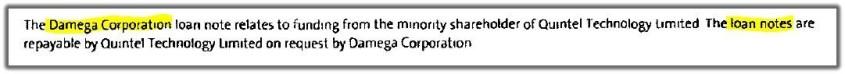 damega corporation