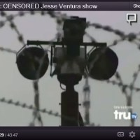 VIDEO: Jesse Ventura Show on FEMA Camps Erased from Private TiVOs