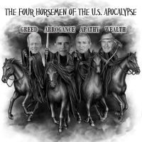 Revealed: The Four Horsemen of the U.S. Apocalypse
