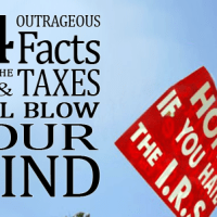 24 Outrageous Facts About The IRS and Taxes That Will Blow Your Mind
