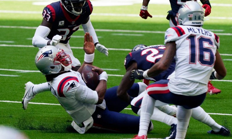 Patriots-Texans: Winners, losers from New England's devastating loss