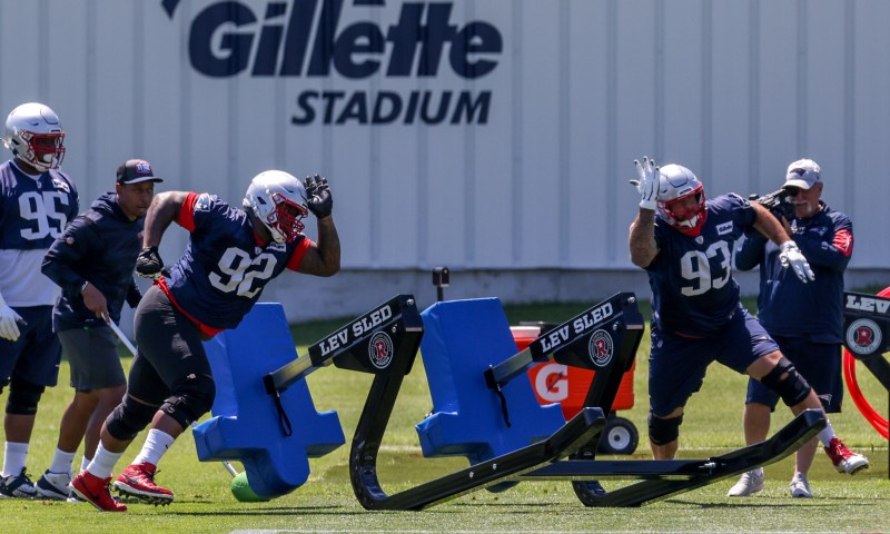 Patriots announce first dates of 2021 training camp