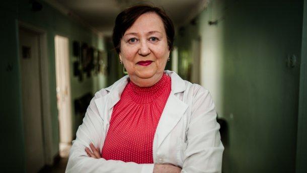 Ганна Губарева.Фото:24 канал