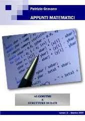 Appunti Matematici 12