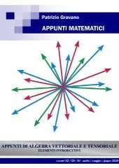 Appunti Matematici 52/53/54