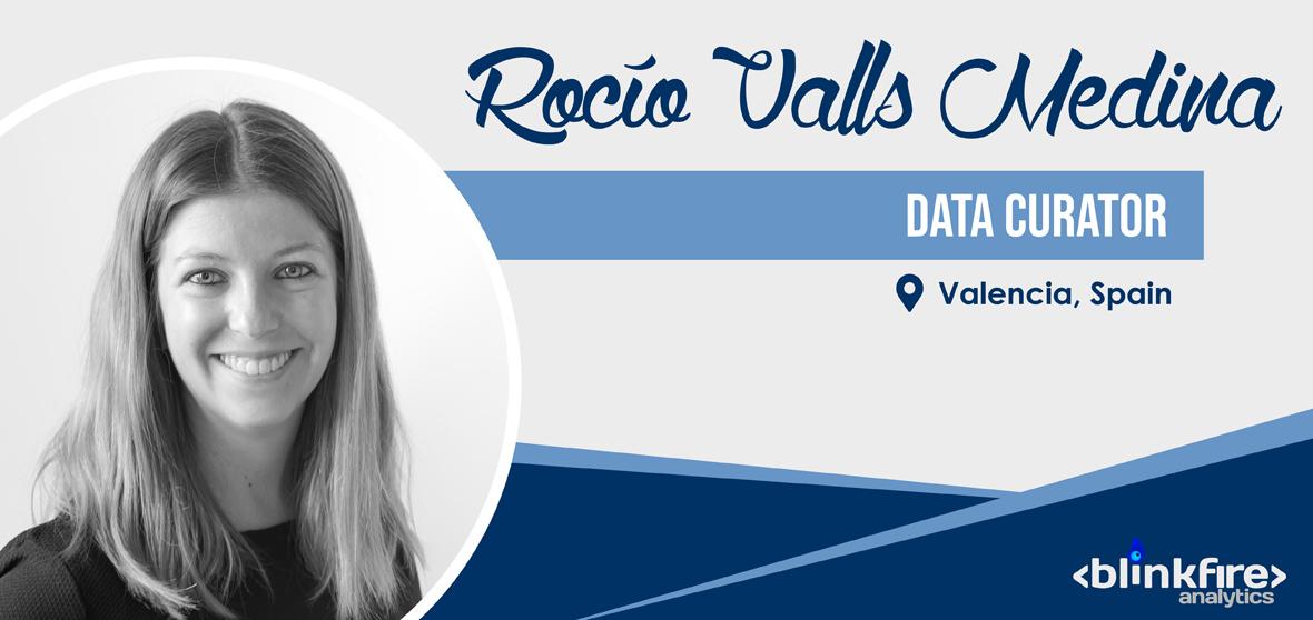 Conoce al equipo: Rocío Valls