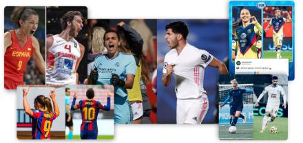 """El deporte se suma al movimiento espontáneo """"Misma Pasión"""""""