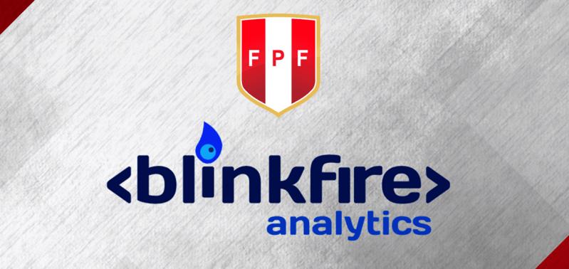 <p>La Federación Peruana de Fútbol firma un acuerdo con Blinkfire Analytics</p>