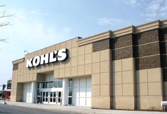 Kohl's Store front side
