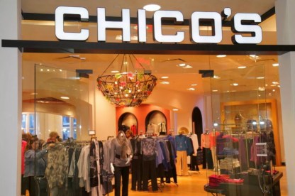 chicos clothes store