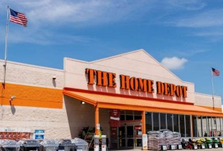 home depot store front