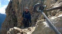 Masaré-Klettersteig