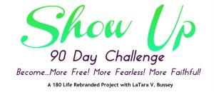 show-up challenge