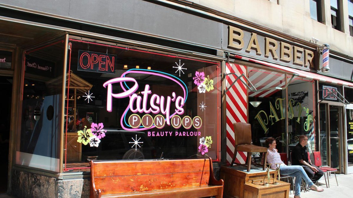 Patsy's Barber Shop Expands Business by Showing Off Their Feminine Side