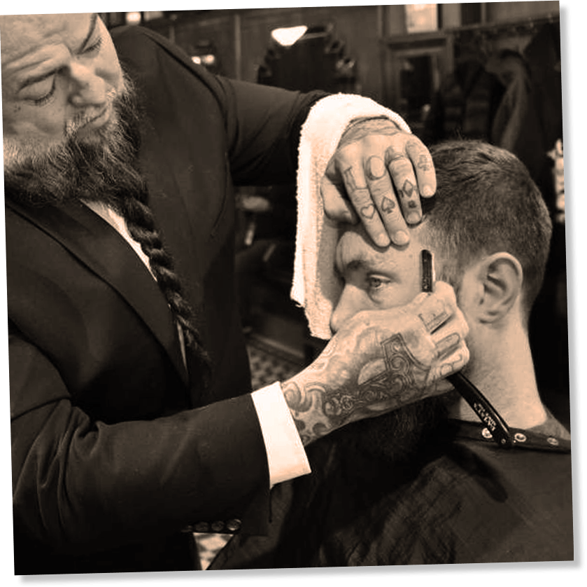 Complete Men's Grooming at Patsy's Barber Shop