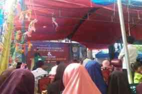 Perayaan milad Pondok Pesantren Al Wasilah Lemo dan Maulid Nabi Muhammad S.a
