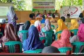 UPTD Puskesmas Anreapi Mengadakan Loka Karya Lintas Sektor membahas perkembangan penanggulangan kesehatan masyarakat