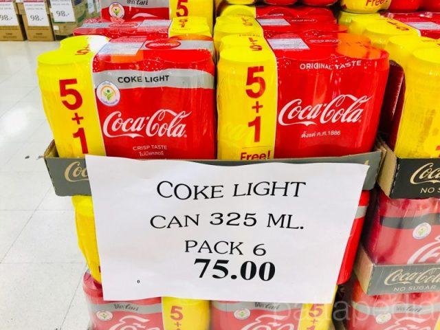 コカコーラのセット売り