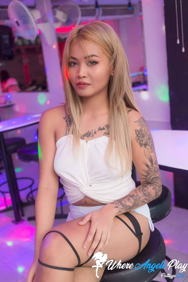 Where Angels Play bar Pattaya