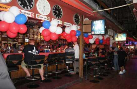 Ombygging i Kåres Partybar