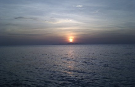 Problemer for fiskere på Wong Amat Beach