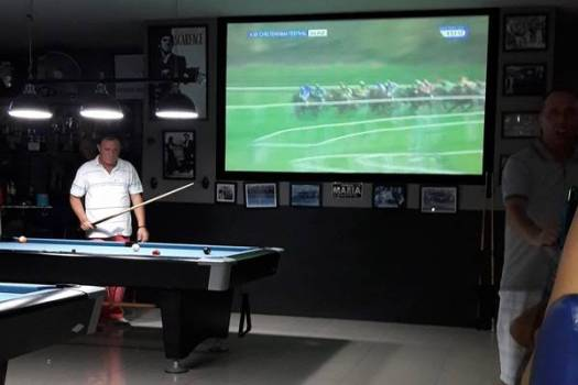 Bootleggers Pool Hall - Live sports