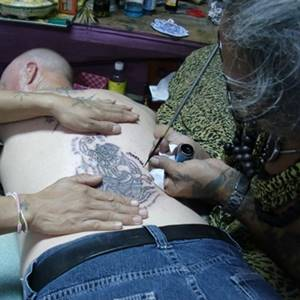 Traditional Thai Tattoos