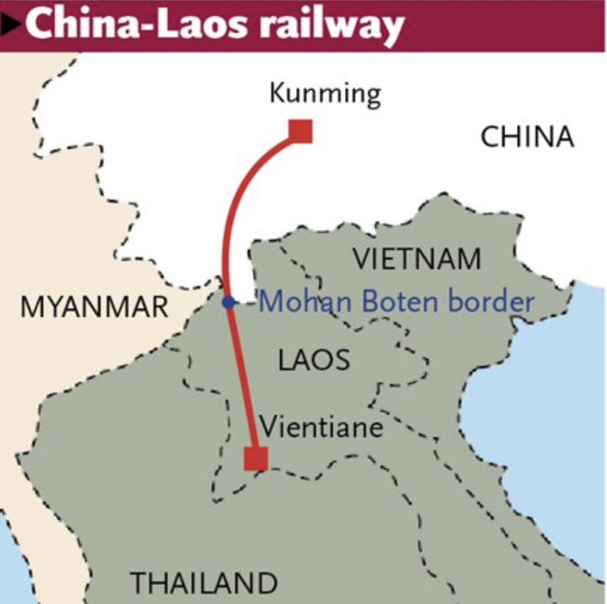 Defaming Laos-China railway is ignoring Lao people's future