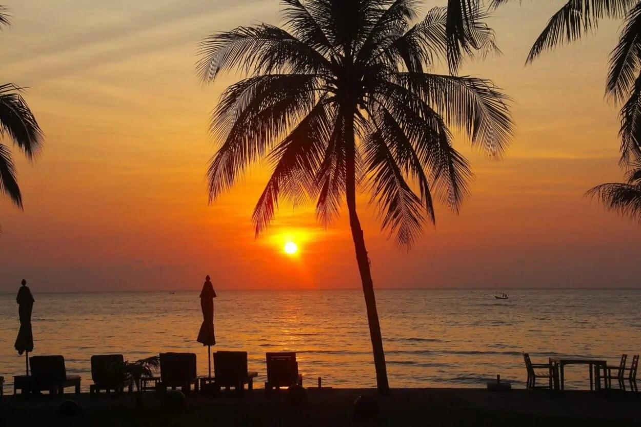 beach resorts in thailand