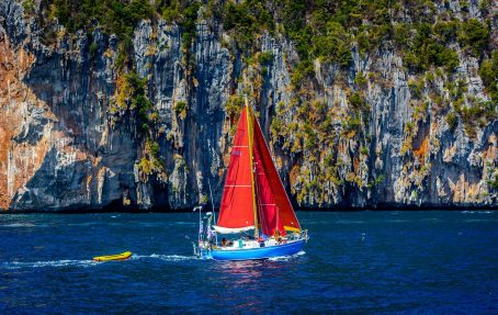 Top Day Sail Destinations From Phuket