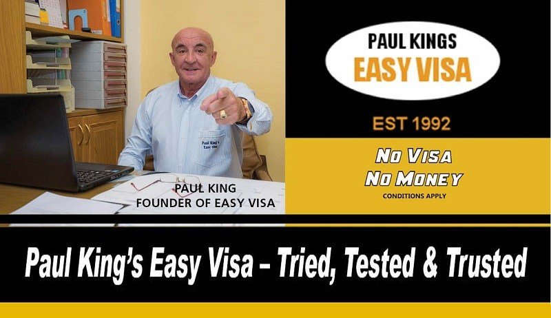 Featured Ads: Easy Visa