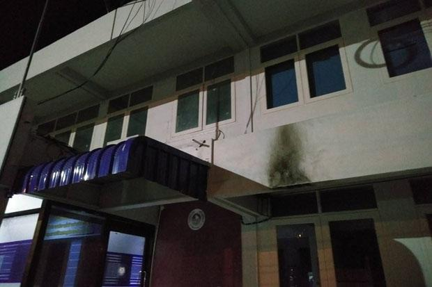 Insurgents firebomb Pattani electricity office