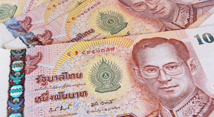 Pound Sterling to Thai Baht Exchange Rate Forecast