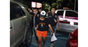 Thai woman arrested for procuring girl, 13, for elderly Japanese man