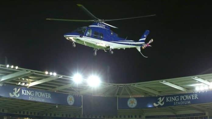 Was England Manager Gareth Southgate on-board doomed helicopter?