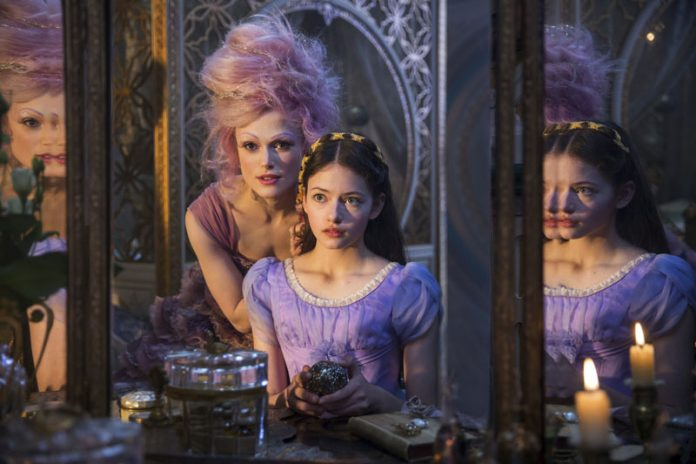 REVIEW: 'THE NUTCRACKER AND THE FOUR REALMS' FALLS FLAT
