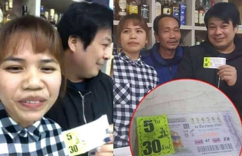 B30m baht lottery jackpot for Thai worker in S.Korea