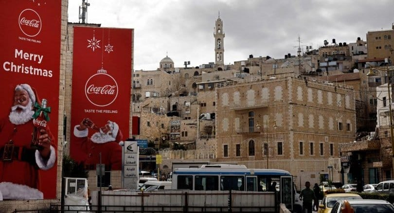 At Jesus's birthplace, an app is born to ease crowds