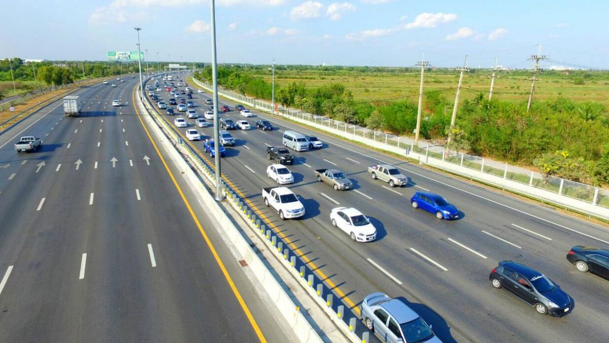 Increase recommended in speed limits on motorways and expressways
