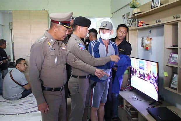 RUSSIAN HELD FOR THEFT FROM FRIEND IN PATTAYA