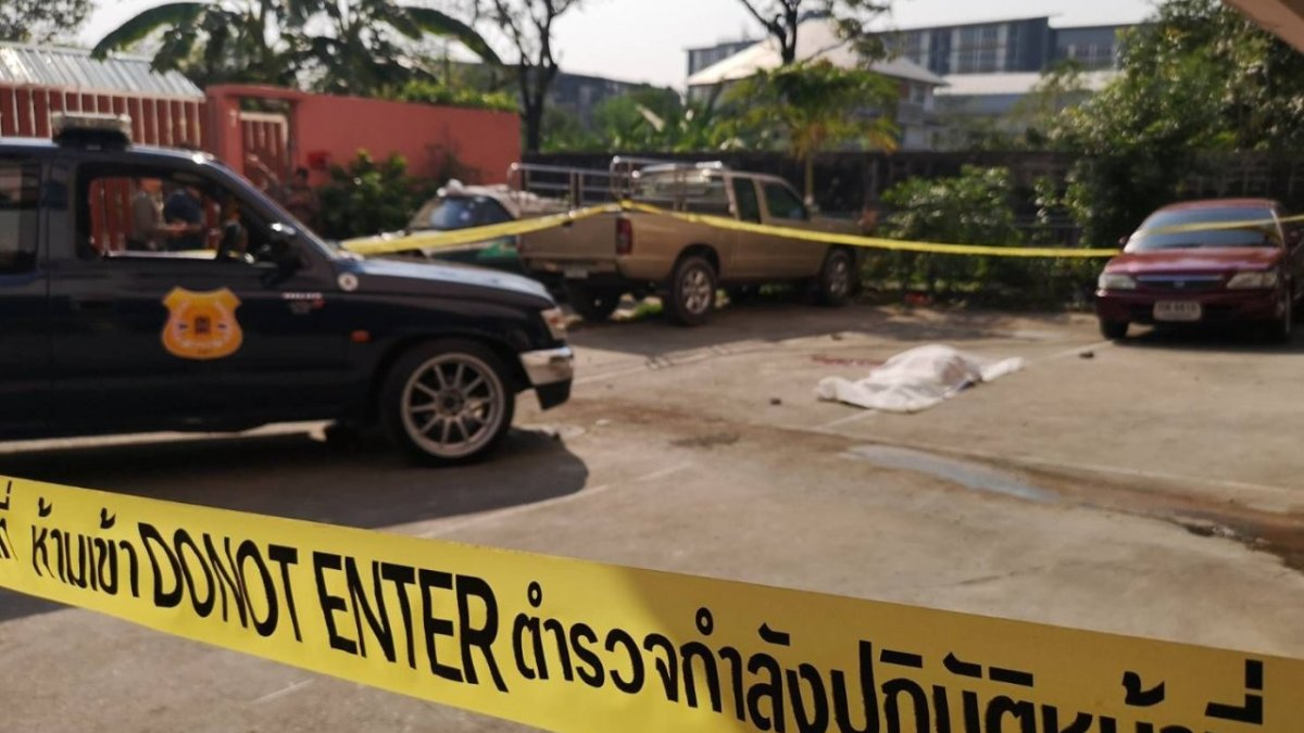 Blind man in death plunge from Bangkok apartment building
