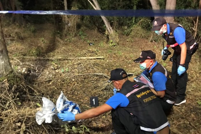 KOREAN ACCUSED OF DISMEMBERING COMPATRIOT IN RAYONG