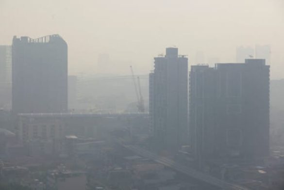PM orders state agencies to end Bangkok air pollution. Prime Minister Gen Prayut Chan-o-cha has asked related agencies to mitigate the impact