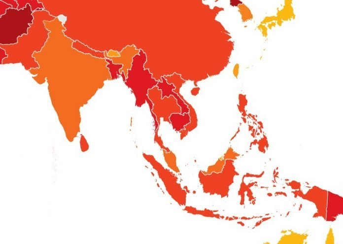 THAILAND SLIPS FURTHER IN LATEST CORRUPTION INDEX